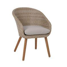 Perfekt Greemotion Rattansessel Comfort   Loungesessel Aus Rattan   Rattanstuhl  Beige Braun   Gartensessel Aus Polyrattan