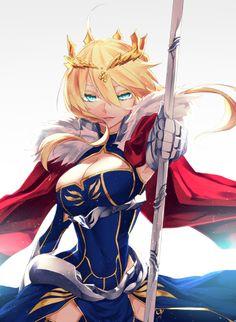 Lancer (Arturia Pendragon) - Fate/Grand Order