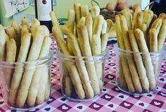 Grissini all'olio d'oliva  #food #foodblogger #foodblog