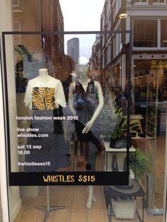 Whistles, Covent Garden