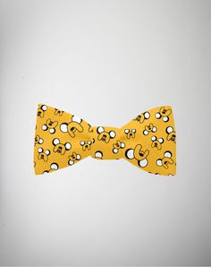Adventure Time Bow Tie