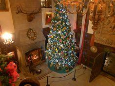 Stan Hywet Christmas ... Akron, Ohio