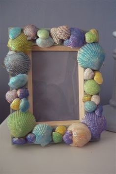 seashell crafts for kids www. loves this! crafts for kids diy ideas 5 Cutest Seashell Crafts For Kids - AppleGreen Cottage Beach Crafts For Kids, Crafts For Teens To Make, Summer Crafts, Art For Kids, Vbs Crafts, Decor Crafts, Diy And Crafts, Arts And Crafts, Easter Crafts