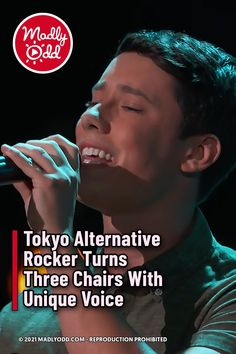 """Micah Iverson arrives for his season eighteen blind audition for The Voice all the way from Tokyo, Japan. The star instantly captivates with his distinctive voice perfectly suited to the alt-rock genre, which he loves. What a sensational cover of Kodaline's """"All I Want."""" No wonder the artist earned himself three chair turns. #MicahIverson #TheVoice #VoiceBlinds All I Want, Things I Want, Pop Rock Songs, The Voice Of Holland, Nbc Tv, Talent Show, Kelly Clarkson, Jonas Brothers, John Legend"""