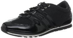Rockport Women's Zalee Wingtip Lace-Up Sneaker,Black,9 M US Rockport. $100.00