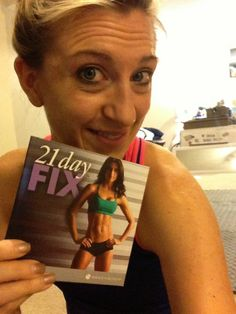 21 Day Fix - follow this bloggers journey. Meal plan ideas etc