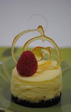 Mini Sweet Cheesecakes