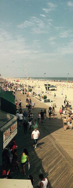 Ocean City, Maryland.