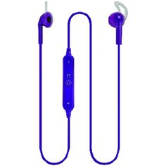 Ilive Bluetooth Earbuds With Microphone (purple) – USMART NY