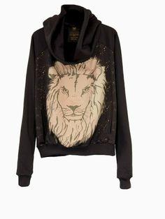 #IIIMonkeys #designs #cool #sweaters #arty  #animals  #graphic  #felpe #grafiche #animali #animals #trend 2014 #panda #tigre #leone #zebre #leopardi #leopard #tiger #lion #savana #streetwear #casual #fashionblogger #fashion2014 #black #polyvore #elephant IIIMonkeys designs, cool sweaters, art and animals graphic - felpe con grafiche animali, trend 2014, panda, tigre, leone, zebre, leopardi, g...