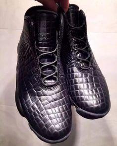 d0734fb0794 Jordan Horizon Croc // First Look | Nice Kicks Jordan Horizon, Jordan Swag,