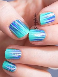 Have fun with your nail art!