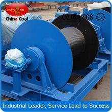 chinacoal11  Mining winch, Mining winch direct from JK high speed electric winch using for industry crane