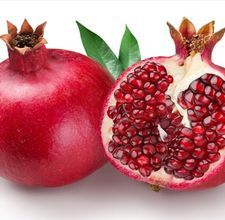 How to Dry Pomegranates for seasonal decorations and dried floral arrangements