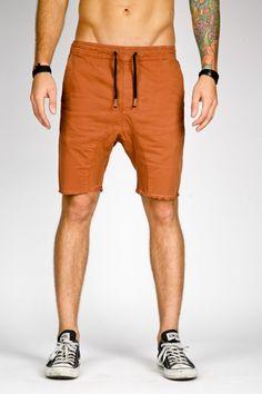 Sureshot Short Terracotta #mensfashion #shorts #mensshorts #zanerobe #zanerobeclothing #fashion