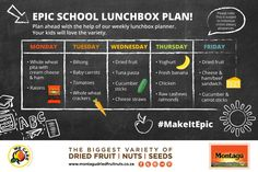Back to School Lunch Box Ideas for an Epic School Year School Lunch Box, School Days, Back To School, Healthy Snacks For Kids, Healthy Foods To Eat, Tuna Pasta, Biltong, Baby Carrots, Fruits And Veggies