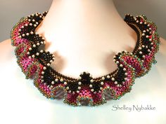 Just Call Me Curvey Necklace Tutorial pdf Instructions ONLY