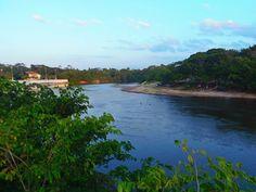 Rio Guamá - Orla - Ourém Pa Brasil