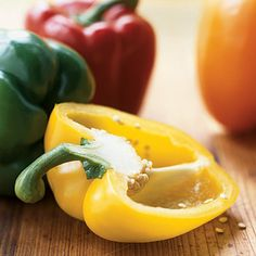 Dr. Daniel Amen's Best Brain Healthy Foods: Bell Peppers (all colors) #DanielPlan