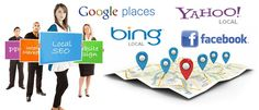 There are many organizations or people offering local SEO services with them you can enhance your business by showcasing your organization on the web