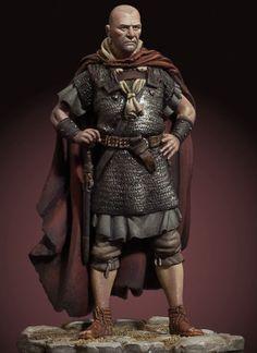 Roman Legionary, I B.C. - Andreas Miniatures