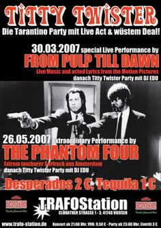 26.05.2007 Trafostation / Viersen (D). This show got cancelled by promoter and never happened.