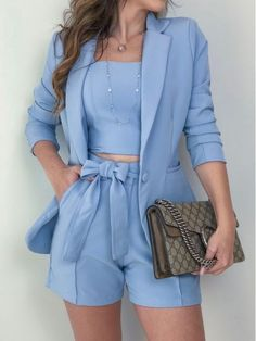 Elegant outfits you could wear for your next gala - Gold Girl & # s Diary Cute Casual Outfits, Short Outfits, Stylish Outfits, Spring Outfits, Short Dresses, Elegantes Outfit, Outfit Trends, Mode Outfits, Ideias Fashion