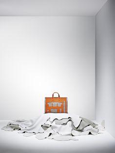 "<3<3<3  Hermès Petit h  ""Squelette"" bag by Gustavo Lins.  Photo: Philippe Garcia"