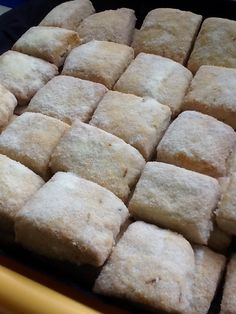 Biscuits, Filipino Desserts, Dessert Bars, Cake Recipes, Ice Cream, Sweets, Bread, Cookies, Baking