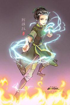 Avatar Azula, Avatar Legend Of Aang, Team Avatar, Legend Of Korra, The Last Avatar, Avatar The Last Airbender Art, Zuko, Character Art, Character Design