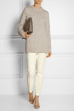 Michael Kors | Cable-knit sweater