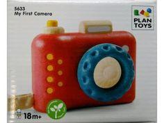 Plan Toys - Můj první fotoaparát Plan Toys, Coin Purse, Color, Colour, Coin Purses, Colors