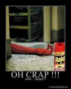 The End of the Amazing Spider Man? LOL :D