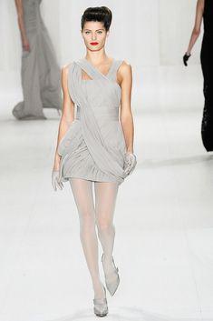 Elie Saab Fall 2009 Ready-to-Wear Fashion Show - Isabeli Fontana (Next)