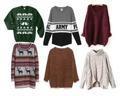 """""""Favourite Fashion Item: Oversize Sweater"""" by wildflowerbyvivi on Polyvore featuring Zara"""