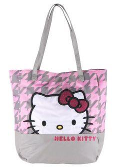 Hello Kitty Kittystooth Tote Handbag Bag - Price:$19.99 - $29.95