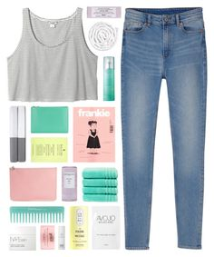 """""""TESTING TAGS"""" by cinnamon-and-cocoa ❤ liked on Polyvore featuring Monki, Alexander McQueen, Sachajuan, Christy, philosophy, Davines, Kate Somerville, VIPP, Ralph Lauren Home and NARS Cosmetics"""