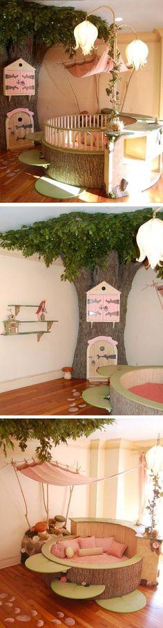 Fairy Wonderland Kid Room ♡: