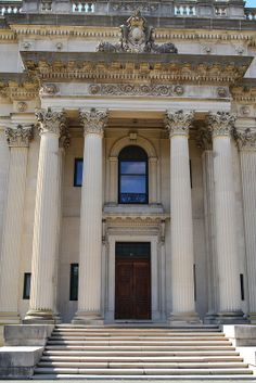 Main Entryway Vanderbilt Mansion Hyde Park, NY