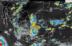 Durante las próximas horas se prevén tormentas muy fuertes en zonas de Sonora, Chihuahua, Durango, Sinaloa, Nayarit, Oaxaca, Chiapas y Veracruz, y tormentas fuertes en regiones de Zacatecas, Guanajuato, Jalisco, ...