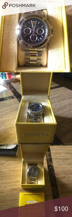 Invicta Men's Watch Invicta 200m Professional Raceway watch Invicta Accessories Watches