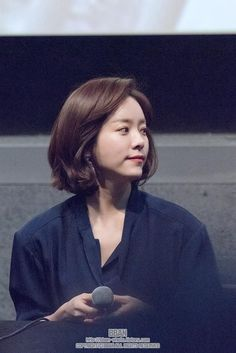 Pin on 헤어스타일 Pin on 헤어스타일 Permed Hairstyles, Girl Hairstyles, Wavy Hair, New Hair, Shot Hair Styles, Short Bob Haircuts, Prom Hair, Hair Looks, Short Hair Cuts