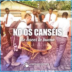 Visita mormonsud.org
