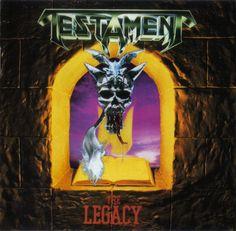 Testament - The Legacy #album #metal #music