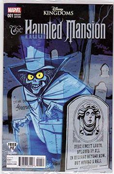 Haunted Mansion #1 (2016) Fried Pie Exclusive Marvel Comics / Disney Kingdoms http://www.amazon.com/dp/B01DMQESLU/ref=cm_sw_r_pi_dp_ZBd.wb1JECAQE