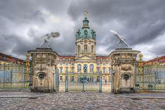 Charlottenburg Palace Berlin - Germany by kleiner uRbEx hobbit, via Flickr