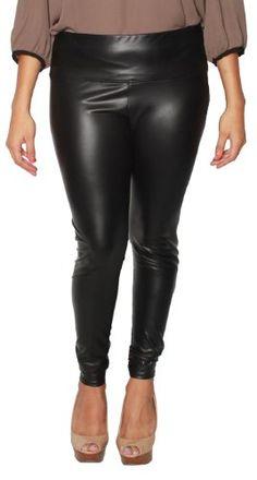 Libian Junior Plus Size High Waist Shiny Metallic Leggings Black (2X) Libian,http://www.amazon.com/dp/B00FUWZY9U/ref=cm_sw_r_pi_dp_EnUZsb1J9WBCWKHW
