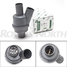 This thermostat is designed for the Discovery 2 Td5 and also fits the V8 North American models. It keeps operating temperatures lower than the factory thermostat to help prevent engine damage. This is one of the most popular upgrades you can quickly do to reduce engine temperatures in your Discovery 2. This is a Genuine part, there is no aftermarket version of the same quality. Fits: 1999-2004 Discovery II V8/Td5 Freelander