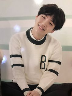 Smiling Yoongi Is My Drug