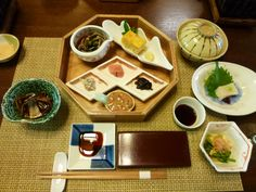 "Prima colazione, Camera di ""Kizuna"" (Hotel), Shuzenji-Onsen (Terme) Shizuoka Japan (Giugno)"